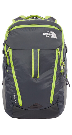The North Face Surge rugzak grijs